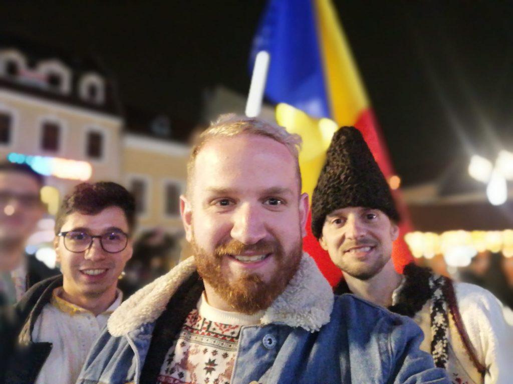 ג'ינג'י ברשוב רומניה