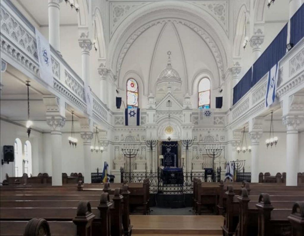 בית הכנסת הניאולוגי ברשוב רומניה