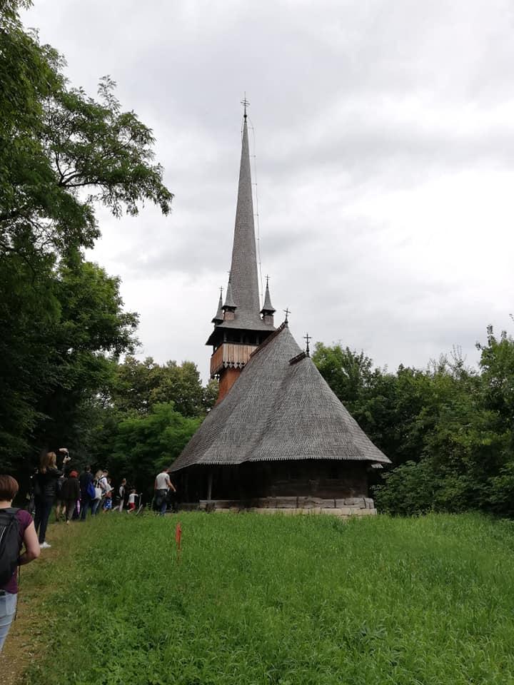 מנזר העץ ברסאנה מרמורש רומניה