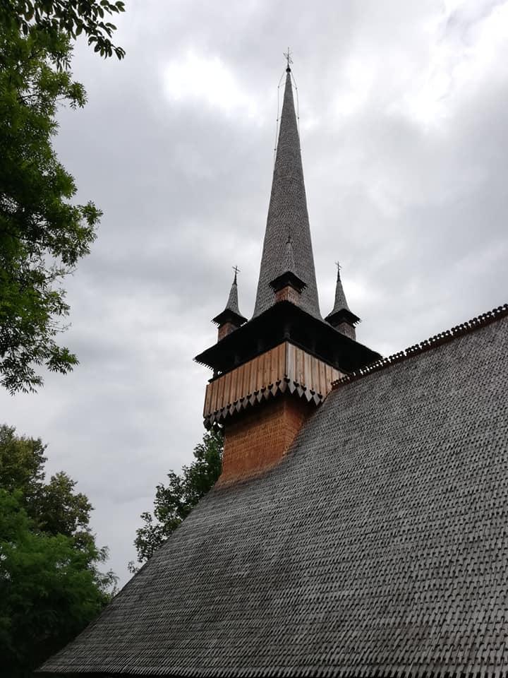 מוזיאון הכפר קלוז' נאפוקה רומניה