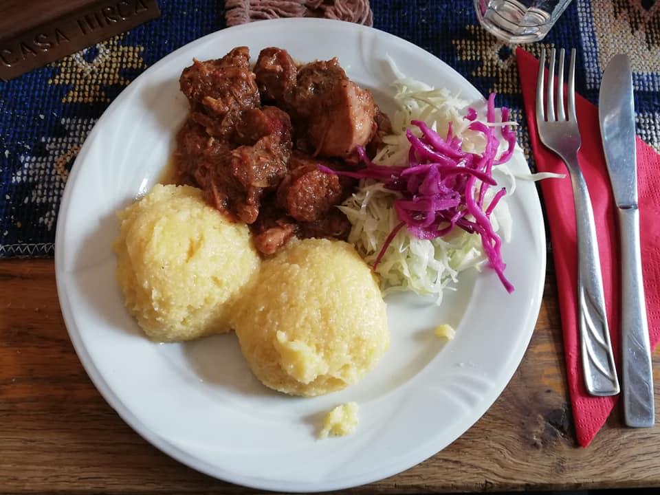 מסעדה גולש סיגט מרמורש רומניה