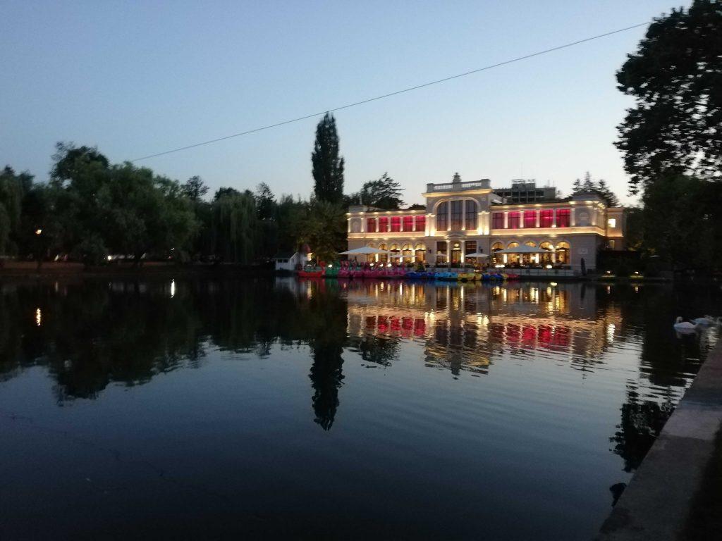 קזינו פארק המרכזי קלוז' נאפוקה רומניה