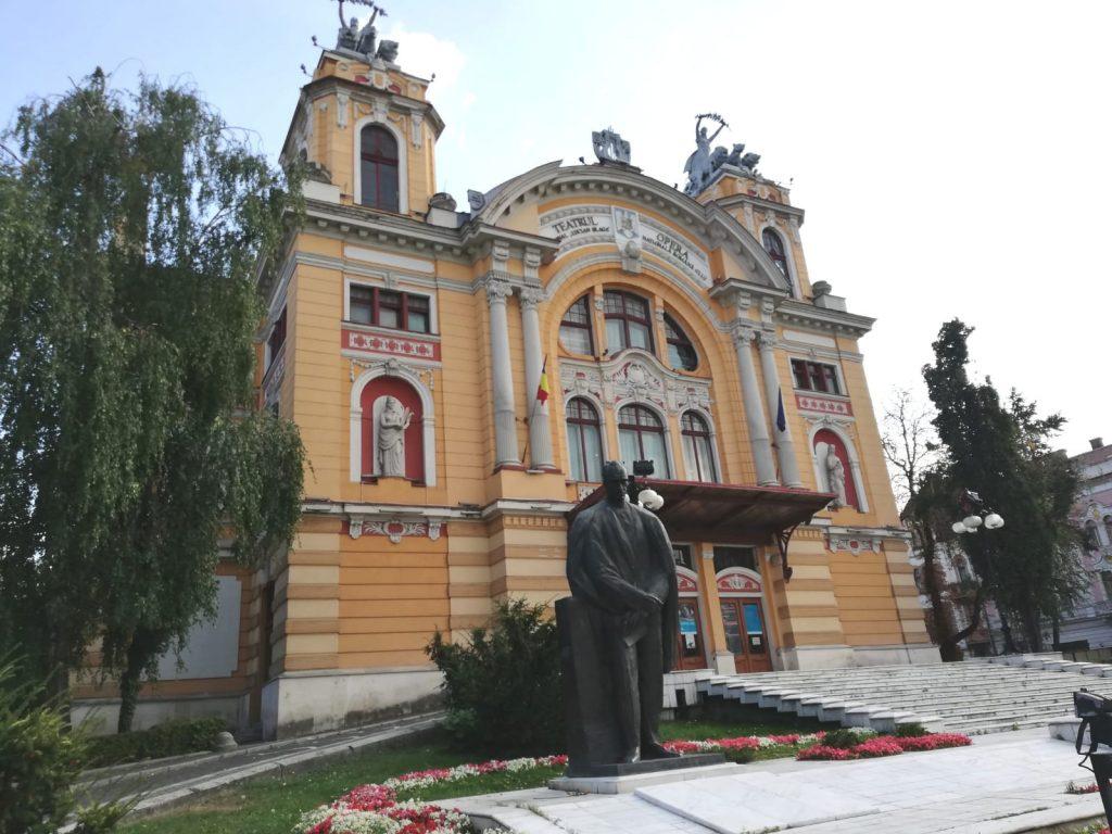תאטרון הלאומי קלוז' נאפוקה רומניה