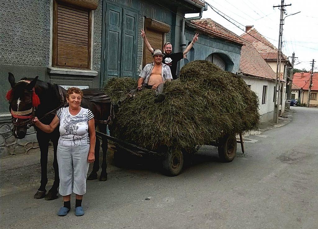 כפר טלמצ'ל סיביו רומניה